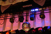 Театральное и сценическое оборудование.
