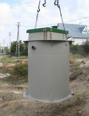 Станция биологической очистки - автономная канализация Черкассы