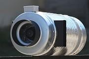 Вентиляционная система промышленный рекуператор