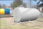 Резервуары для хранения жидкостей и ГСМ