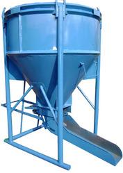 Бункер бетонной смеси объёмом 1, 5-2м3