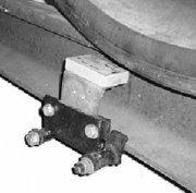 Датчики электронные фиксации прохода колесных пар ДЕ-96