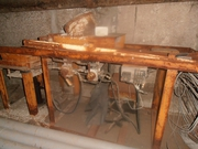 Продаем станок для изготовления шлакоблоков,  2001 г.в.
