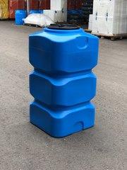 Емкость плоская (узкая) для воды на 750 литров BK-750