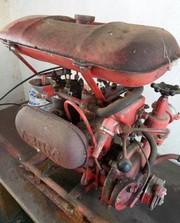 Пожарная переносная мотопомпа МП-800
