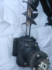 Питатель в сборе к маслопрессам ПМ-450(уманец) и Л4-МШП(молдован)